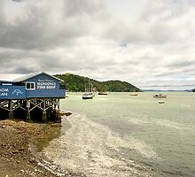The best Fish & Chips ever.........Mangonui, NZ.........! by Roy  Massicks