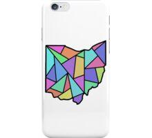 Geo OHIO iPhone Case/Skin