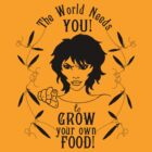 Grow Food! by Northcote Community  Gardens