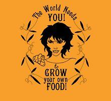 Grow Food! Unisex T-Shirt