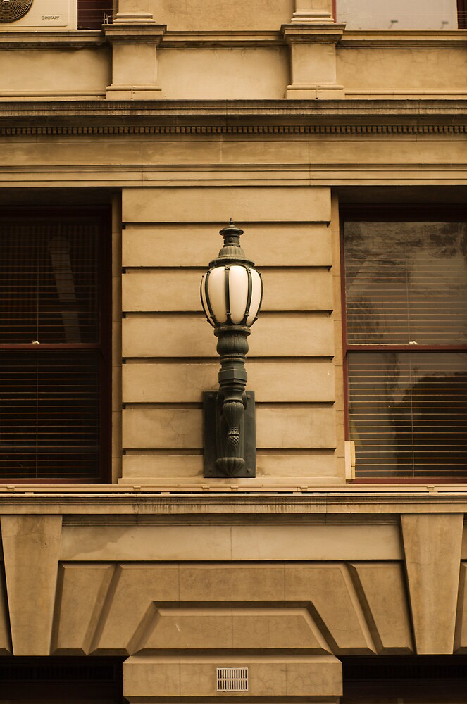 Little Collins Lamp by daveoh