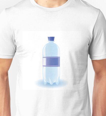 bottle of water Unisex T-Shirt