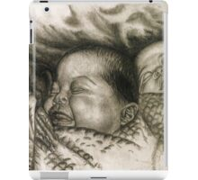 Three Babies  iPad Case/Skin