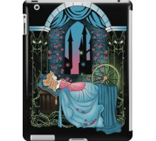 The Sleeping Rose iPad Case/Skin