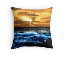 Perth Sunset Throw Pillow