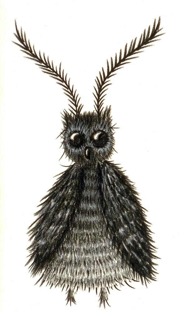 Monsieur Owl by victoria buckley