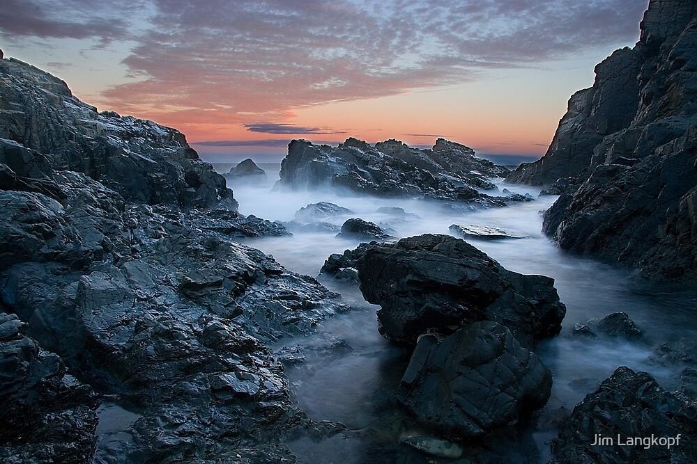 Emerald Headland by Jim Langkopf