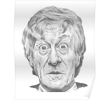 The Third Doctor Poster