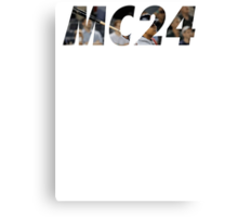 MC24 Canvas Print