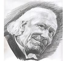 The First Doctor Photographic Print