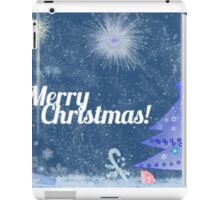 Marry Christmas iPad Case/Skin