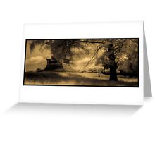 Infrared..... Greeting Card