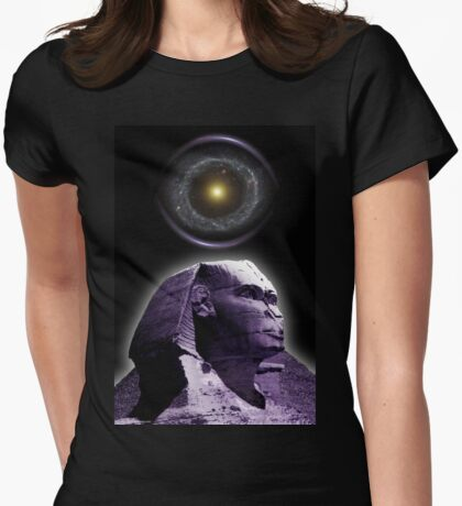 sphinx  Womens Fitted T-Shirt