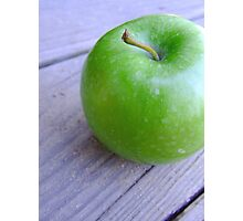 An Apple A Day........... Photographic Print