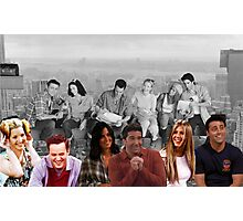 The Friends Being Cuties! Photographic Print