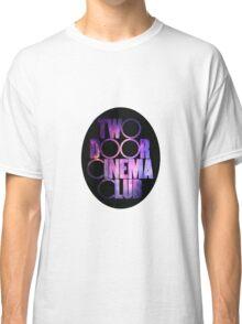 Two Door Cinema Club Galaxy Classic T-Shirt