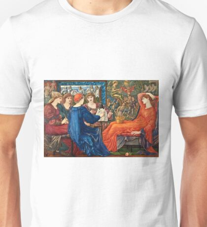 Edward Burne Jones - Laus Veneris1873 - 1875 Unisex T-Shirt