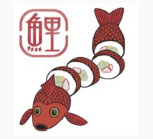 Koi = Sushi Kids Clothes
