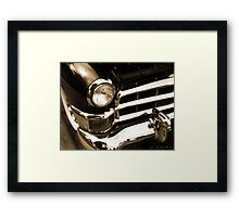 Crazy 'Bout a Cadillac Framed Print