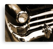Crazy 'Bout a Cadillac Canvas Print