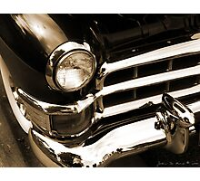Crazy 'Bout a Cadillac Photographic Print