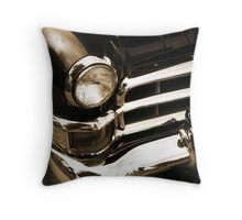 Crazy 'Bout a Cadillac Throw Pillow
