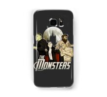 Monsters Assemble Samsung Galaxy Case/Skin