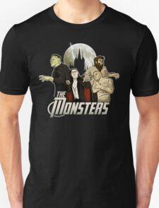 Monsters Assemble T-Shirt
