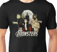 Monsters Assemble Unisex T-Shirt