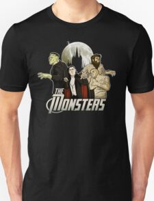 Monsters Assemble T-Shirt