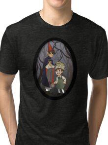 Lead Through the Mist (alternate) Tri-blend T-Shirt