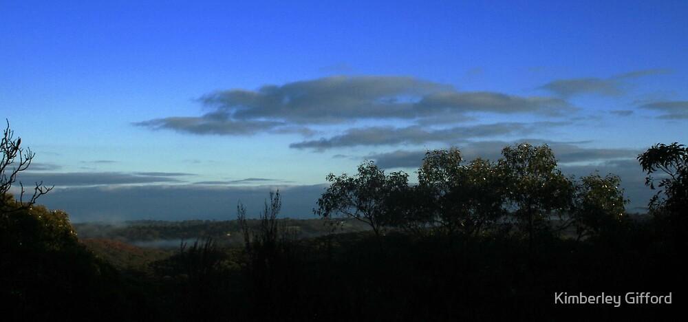 Morning Fog by Kimberley Gifford