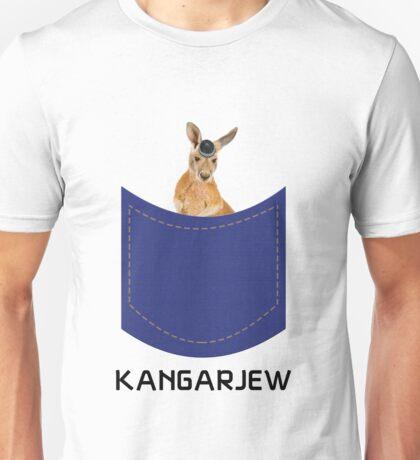 Kangarjew funny & cool T-shirt Unisex T-Shirt