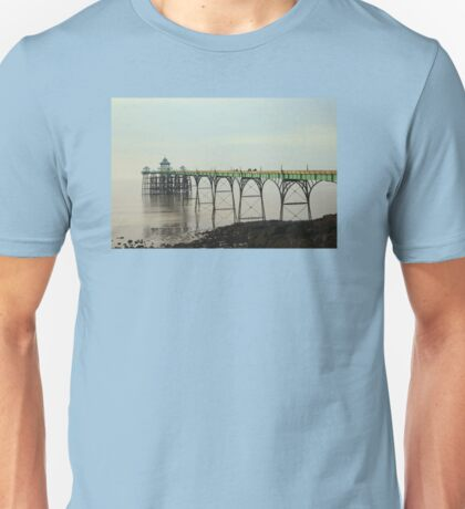 The Clevedon Pier Unisex T-Shirt