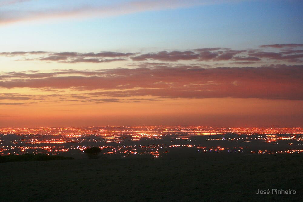 Night sky by José Pinheiro