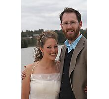 Yvette and Phil Photographic Print