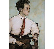 Egon Schiele Photographic Print