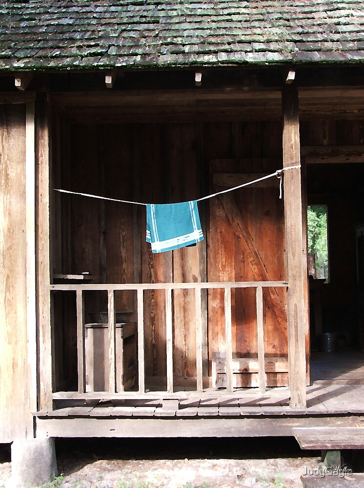 The Hanging Towel by Judy Gayle Waller