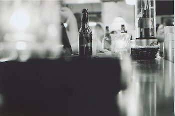 Barscene by Margie Bates