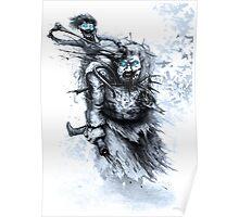 Bran Stark & Hodor Poster