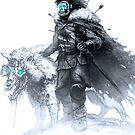 Jon Snow by Austen Mengler