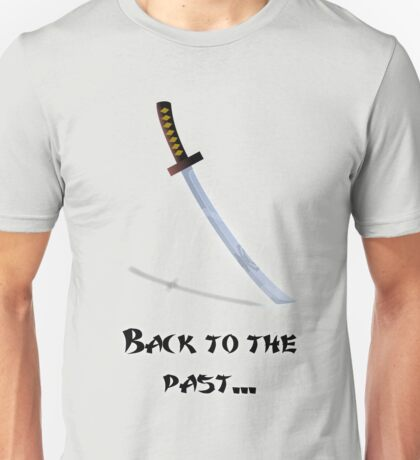 Back to the Past... Unisex T-Shirt