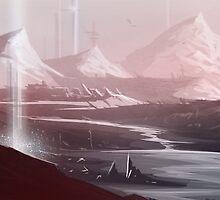 Ice Valley by Austen Mengler