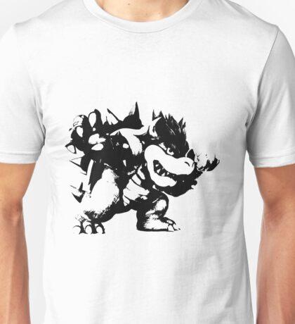 Weathered Bowser Unisex T-Shirt