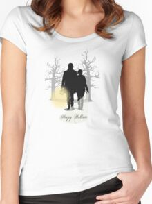 Simply Sleepy Hollow Women's Fitted Scoop T-Shirt