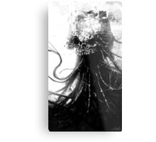 Inquisitive Metal Print