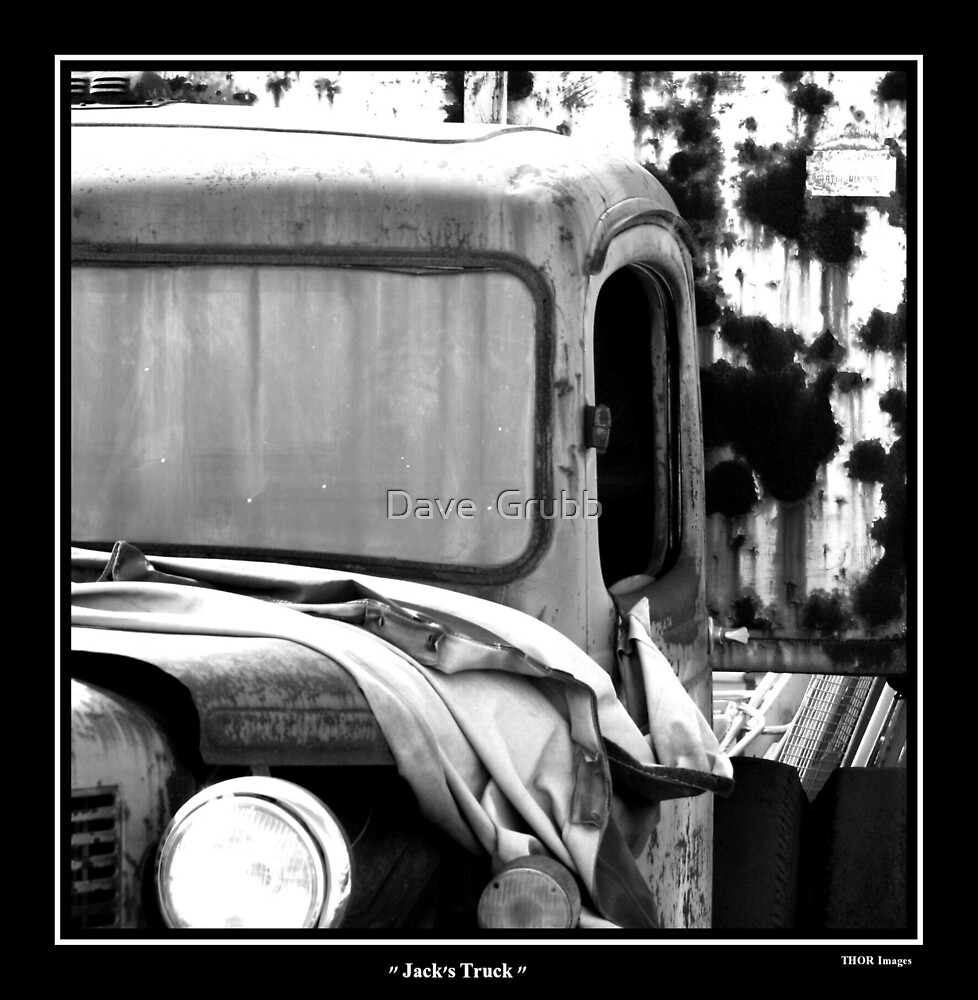 Jack's Truck by Dave  Grubb