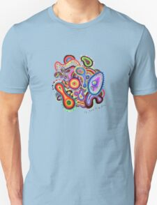 Amoeba Art T-Shirt