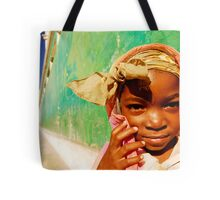 Art in All of Us in Mozambique Tote Bag