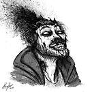 Zombie Michael by Austen Mengler